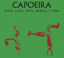 Capoeira: Game, Fight, Art, Dance & Life Kids Clothes