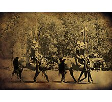 North West Mounted Police Photographic Print