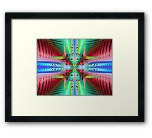 Tweedly Dee Framed Print