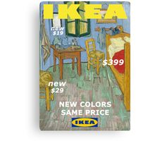 Ikea vincent Canvas Print