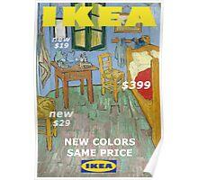 Ikea vincent Poster