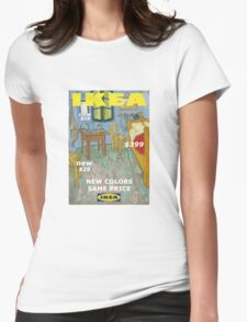 Ikea vincent Womens Fitted T-Shirt