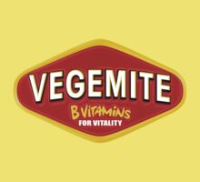 Start with Vegemite Kids Tee