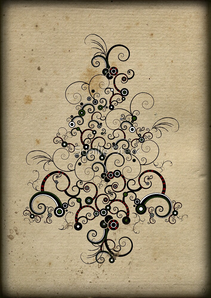 Christmas Tree by Sybille Sterk
