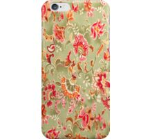 Tossed Allover Brown iPhone Case iPhone Case/Skin