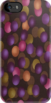 Urban Beat Atom Smasher iPhone Case by purplesensation
