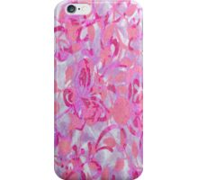Victorian Garden  Pink iPhone Case iPhone Case/Skin