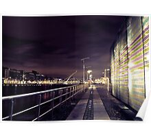 Along the Quays Poster