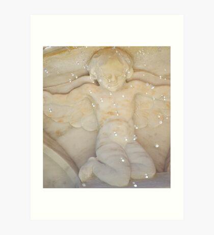 Carving Art Print