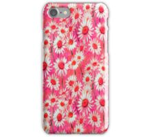 Daisy Floral Pink iPhone Case iPhone Case/Skin