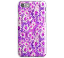 Daisy Floral Purple iPhone Case iPhone Case/Skin