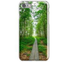 The beggining of a journey  iPhone Case/Skin