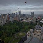 Melbourne Morning Balloon Flight1 by JenniferW