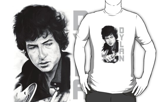 Bob Dylan by ryan1815