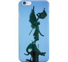Beating the dragon...  iPhone Case/Skin