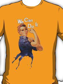 We Can Do It SPLASH!! T-Shirt