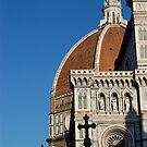 The Duomo in Florence by Malcolm Clark