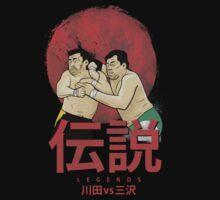 Puro Legends by DDTees