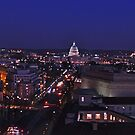 Washington, DC - a night view by michael6076