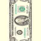 United States $100 Dollar Bill by CaseBase