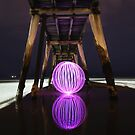 Largs Bay Jetty Orb by Shannon Rogers