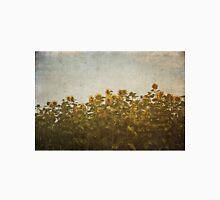 Sunflower Fields Forever Unisex T-Shirt