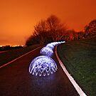 Chatelherault Pathway by Katie Grainger