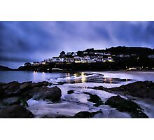 Looe Beach Photographic Print