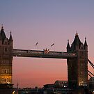 London Tower Bridge by Alessandro Ionni