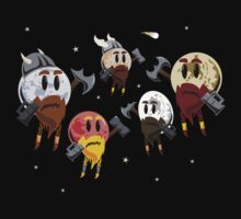Dwarf Planets One Piece - Short Sleeve