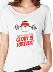 Pain Is Temporary, Glory Is Forever! v.1 Women's Relaxed Fit T-Shirt