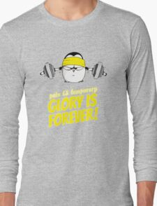 Pain Is Temporary, Glory Is Forever! v.2 Long Sleeve T-Shirt