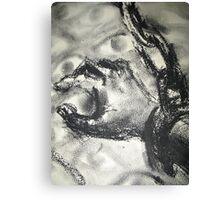 Third World War (Hand In Chains) Canvas Print