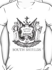 South Shields Coat of Arms II T-Shirt
