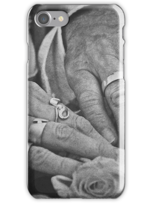 For Eternity iPhone Case by Denise Abé
