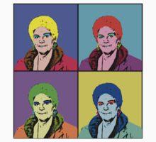 Pat (Beale-Wicks-Butcher) Evans - EastEnders by Fitcharoo