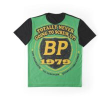 Retro BP Shirt Graphic T-Shirt