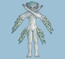 Legend of Zelda Sages - Ruto, Sage of Water Kids Clothes