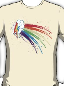 Rainbow Slash T-Shirt