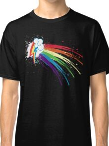 Rainbow Slash Classic T-Shirt