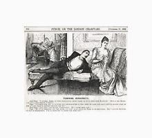 Reverse Psychology Punch Cartoon 1888 Unisex T-Shirt