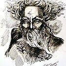 """""""Thor"""" by Tatjana Larina"""