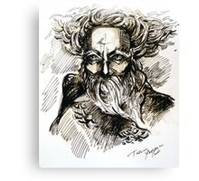 """Thor"" Canvas Print"