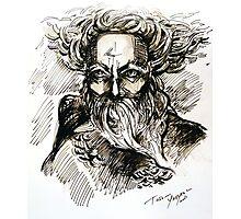 """Thor"" Photographic Print"