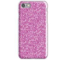 Pink Glitter iPhone Case/Skin