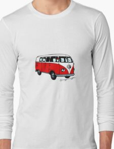 Volkswagen T2 Long Sleeve T-Shirt