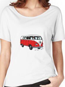 Volkswagen T2 Women's Relaxed Fit T-Shirt