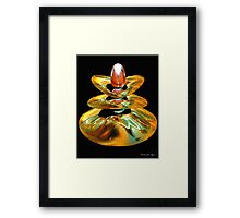 abstract 008 Framed Print