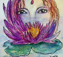 Water Lily - Linaji by Robin Monroe