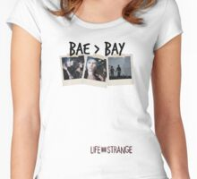 BAE > BAY Women's Fitted Scoop T-Shirt